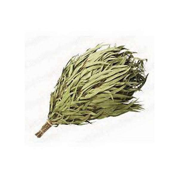 Как запаривать веник для бани бамбук с эвкалиптом?