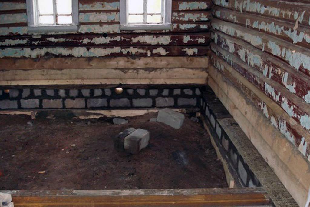Реставрация и ремонт старого деревянного дома своими руками: пошаговая инструкция +фото до и после +видео