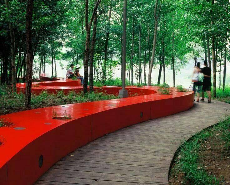Топ 10 самых красивых парков мира, россии, европы на фото
