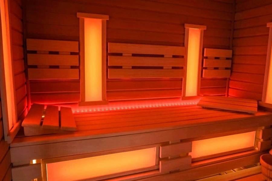 Инфракрасная сауна: польза и вред, противопоказания, отзывы