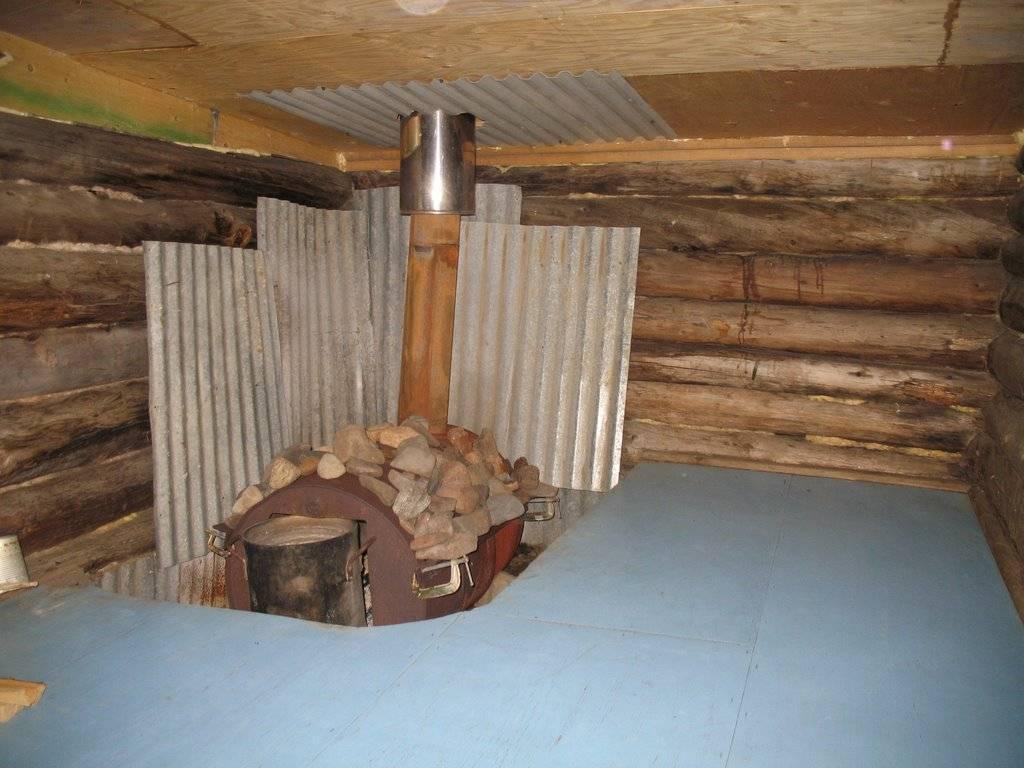 Деревенские бани: проекты, строительство, отделка