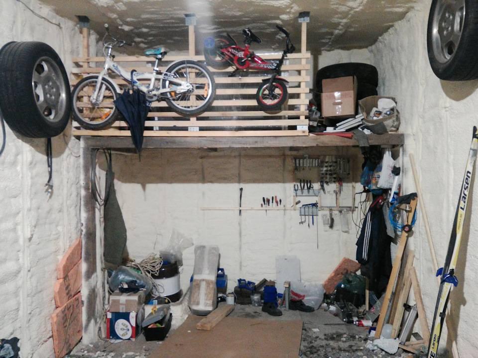 10 простых идей для оригинального и стильного оформления гаража своими руками