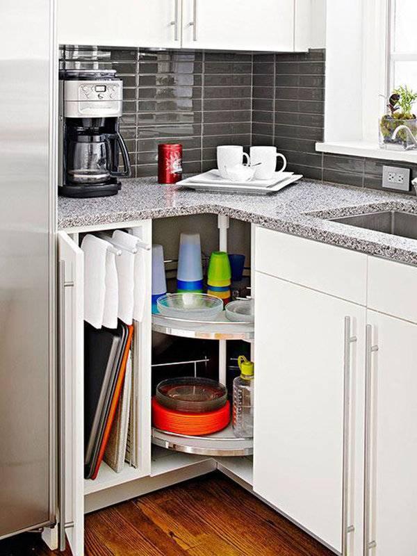 Как избавиться от хлама на кухне? советы чистоты +видео