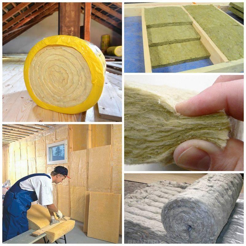 Негорючие материалы для бани и сауны