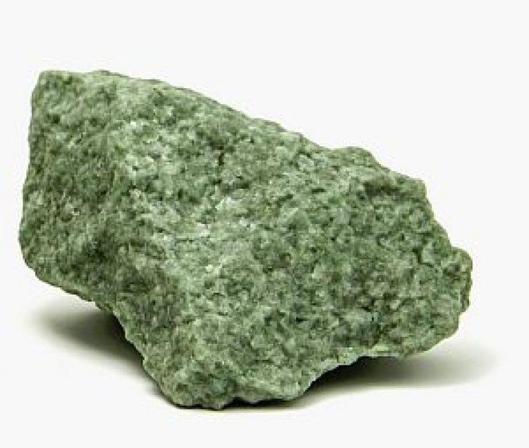 Дунит – камень для банной печи
