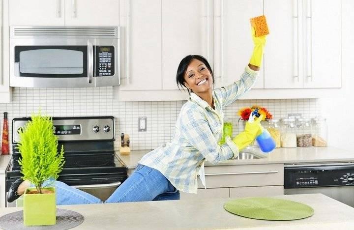 Как быстро убраться в квартире: советы опытной хозяйки