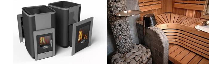 Семь раз все рассчитать – один раз установить. как выбрать лучшую печь на дровах для бани?