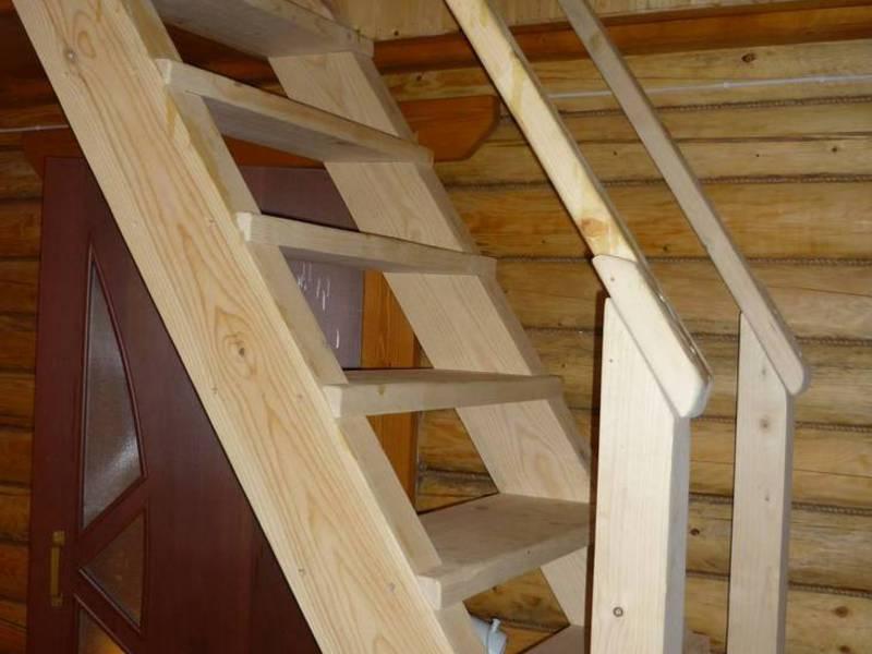 Как правильно сделать надежную лестницу на мансарду своими руками