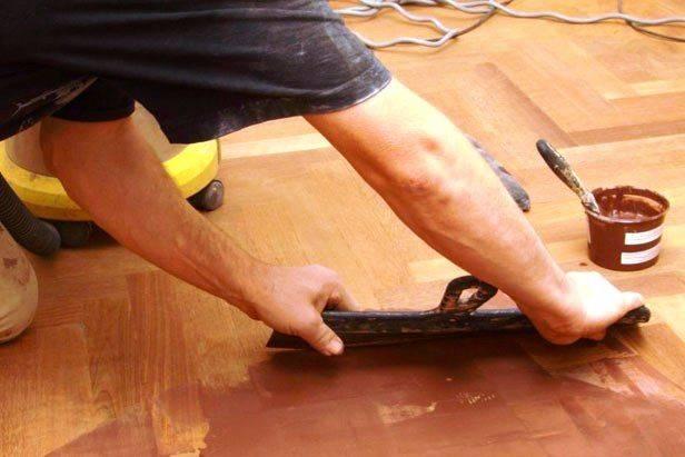 Как заделать щели в полу между досками - ремонт и дизайн