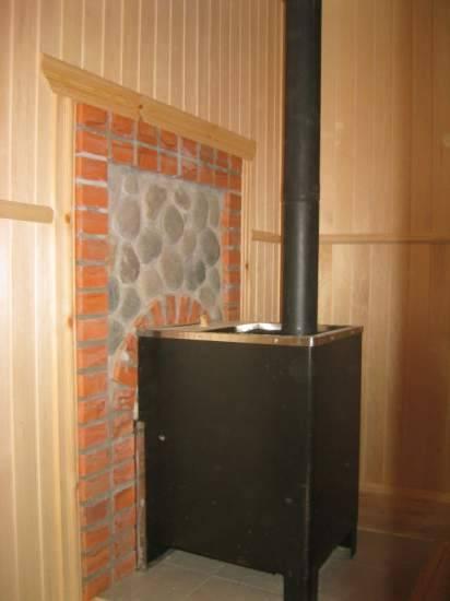 Негорючая отделка и теплоизоляция бани