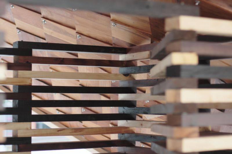 Термодерево: что это такое, технология производства термодревесины   строительство. деревянные и др. материалы