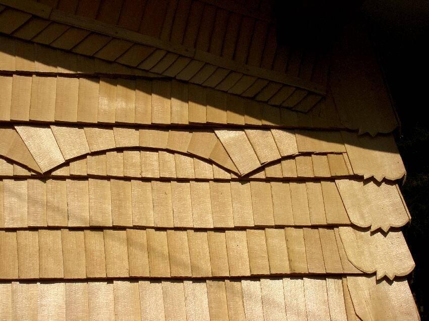 Крыша из дранки своими руками: достоинства и недостатки - пошаговая инструкция +фото и видео