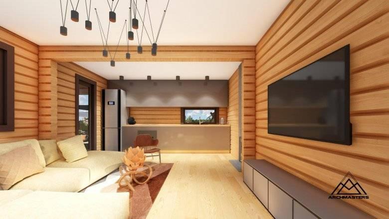 Имитация бруса из лиственницы: свойства древесины, инструкция по монтажу