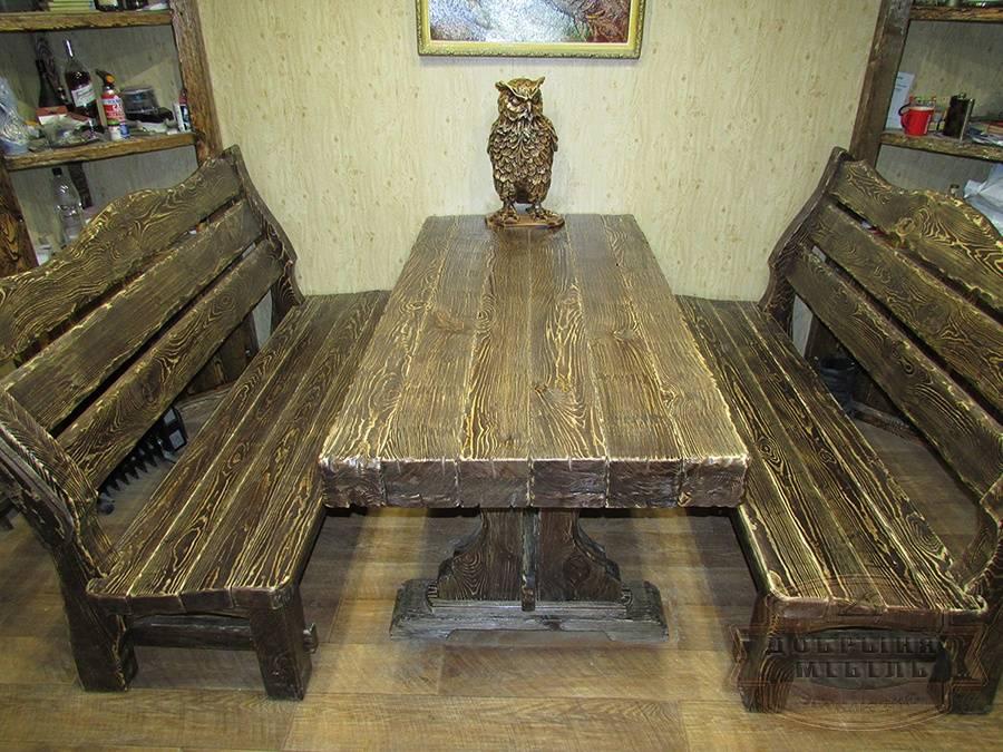 Все, что нужно знать для выбора стола для бани и сауны