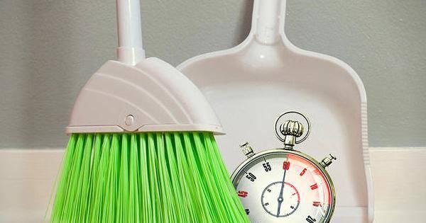 Через 10 минут гости будут у вас: как за короткое время привести квартиру в порядок