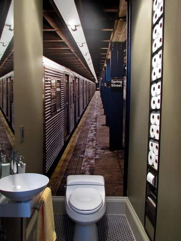 Полки в туалете (49 фото): варианты полочек для газет и книг за унитазом, как сделать своими руками настенную систему хранения, чем закрыть пространство над бачком