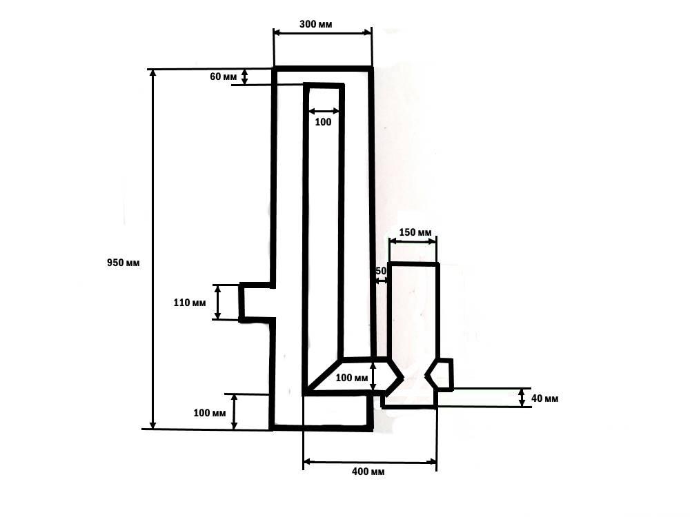 Ракетная печь: принцип работы, расчет, схема и монтаж своими руками