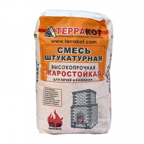 Шпаклевка «емеля»: преимущества смеси для печей и каминов