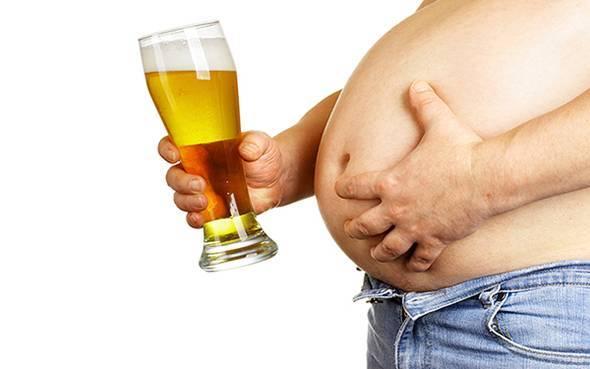 Как влияет на организм употребление пива в бане