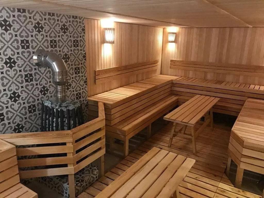 Финская баня: технология строительства своими руками