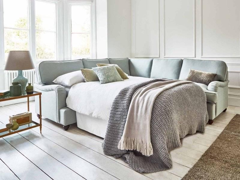 Что лучше выбрать для сна диван или кровать?