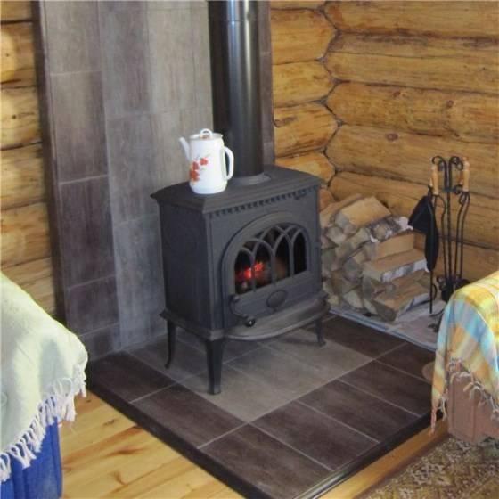 Печь буржуйка для дачи на дровах: виды, выбор, установка