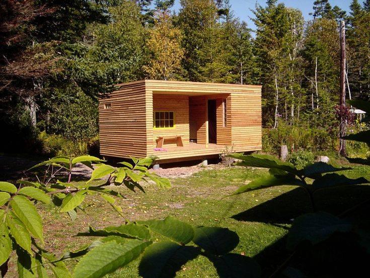 Маленькая баня (1,8 м на 3,5 м) на даче - как сделать, с видео