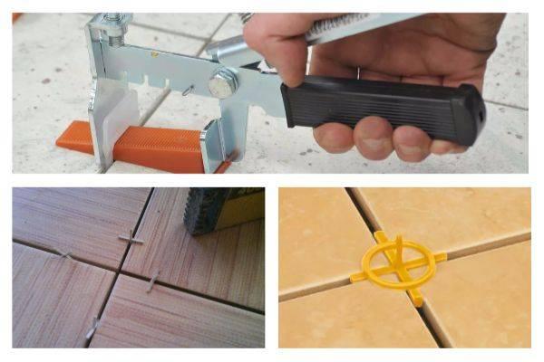 Выбираем крестики для укладки плитки: виды, размеры и правила монтажа