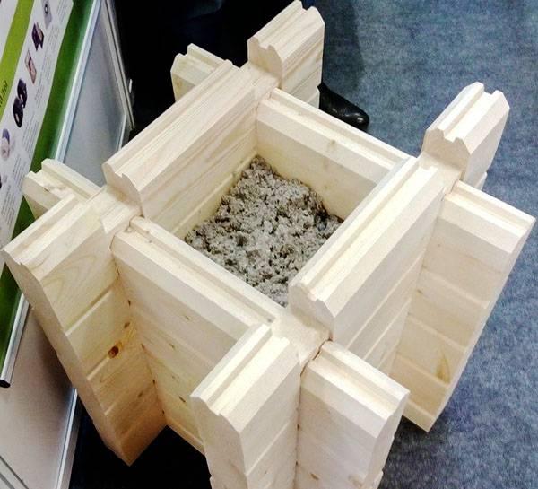 Как мы построили дом из двойного бруса своими силами и сколько это стоило?
