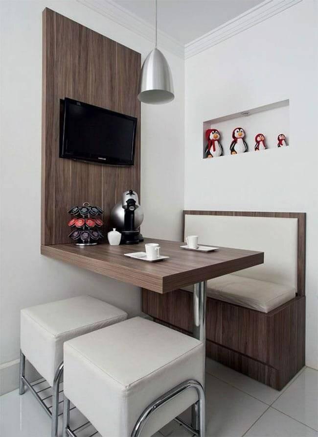 Кухня в хрущевке: как обустроить мебель, дизайн с узким окном, размеры и планировка, обеденная зона с барной стойкой, оформление подоконника
