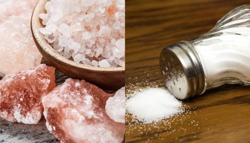 Польза и вред гималайской соли
