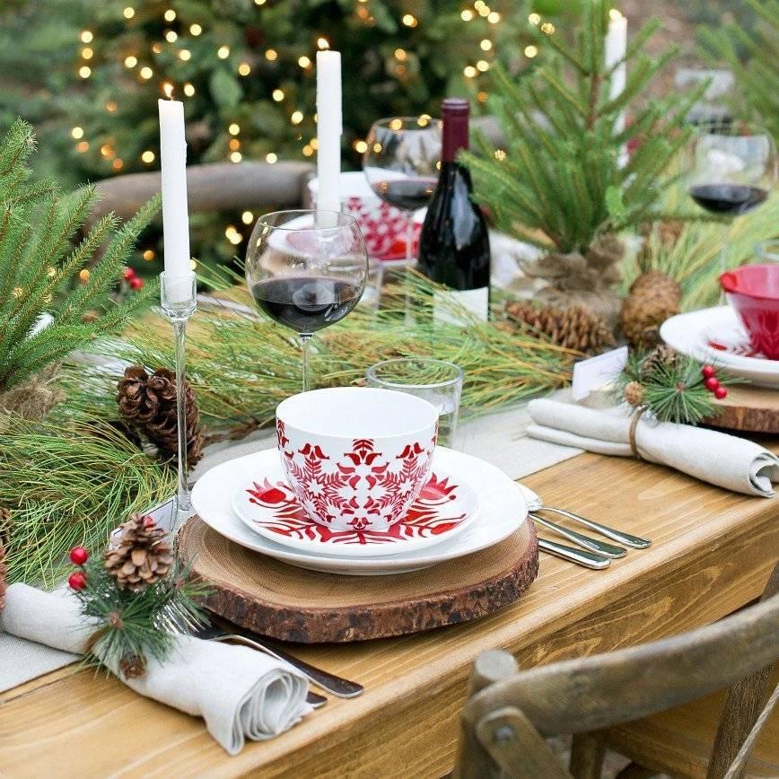 Бюджетные блюда для новогоднего стола