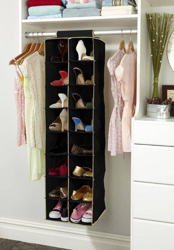 20 отличных идей для хранения вещей в малогабаритке