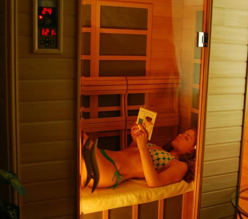 Особенности выбора ик-обогревателей для бани и сауны