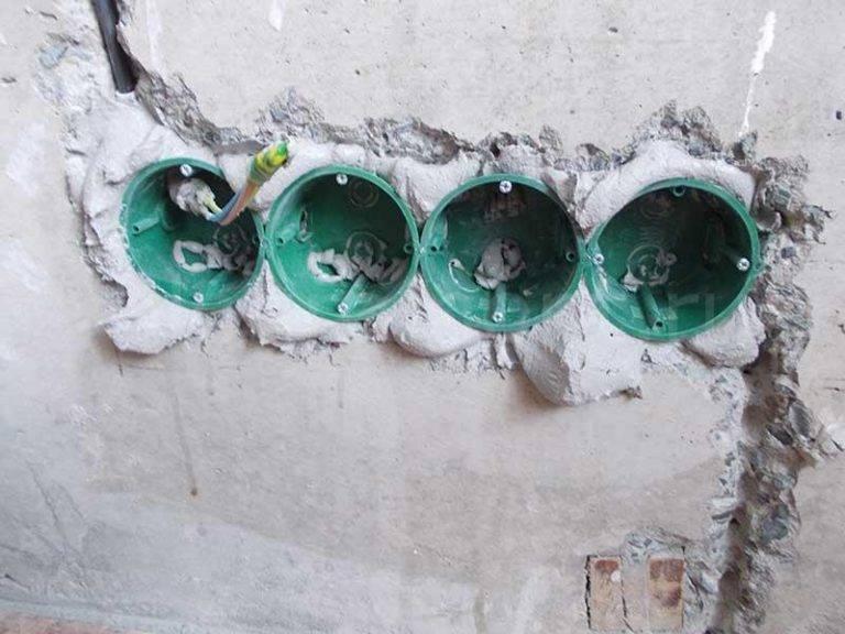 Как установить блок розеток в стене — инструкции по планированию и монтажу нескольких розеток.