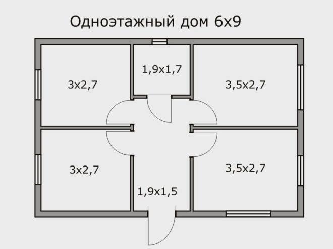 Одноэтажный или двухэтажный дом: плюсы и минусы
