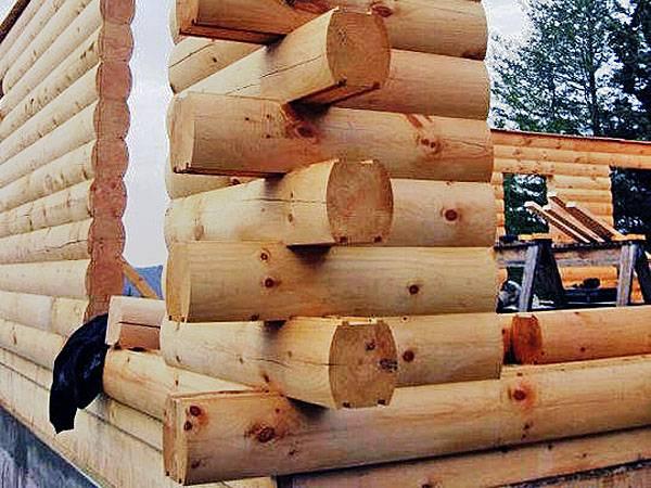 Как устраняется усадка сруба. компенсаторы усадки для дома из деревянного сруба.