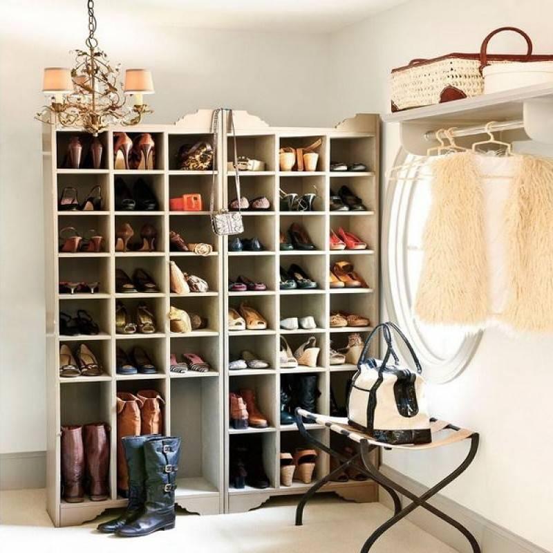 Гардеробная в прихожей (72 фото): встроенная гардеробная в коридоре из массива в однокомнатной квартире