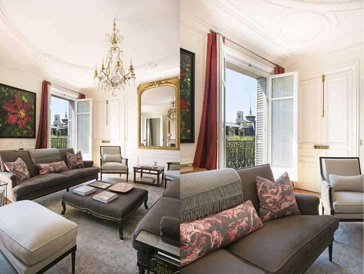 Французский стиль в интерьере квартиры: фото и примеры
