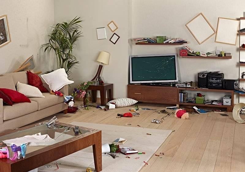 Каких проблем можно избежать, наведя порядок в доме   психология