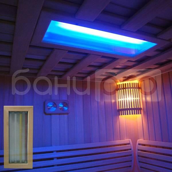 Светильники для бани и сауны. как выбрать светильник?