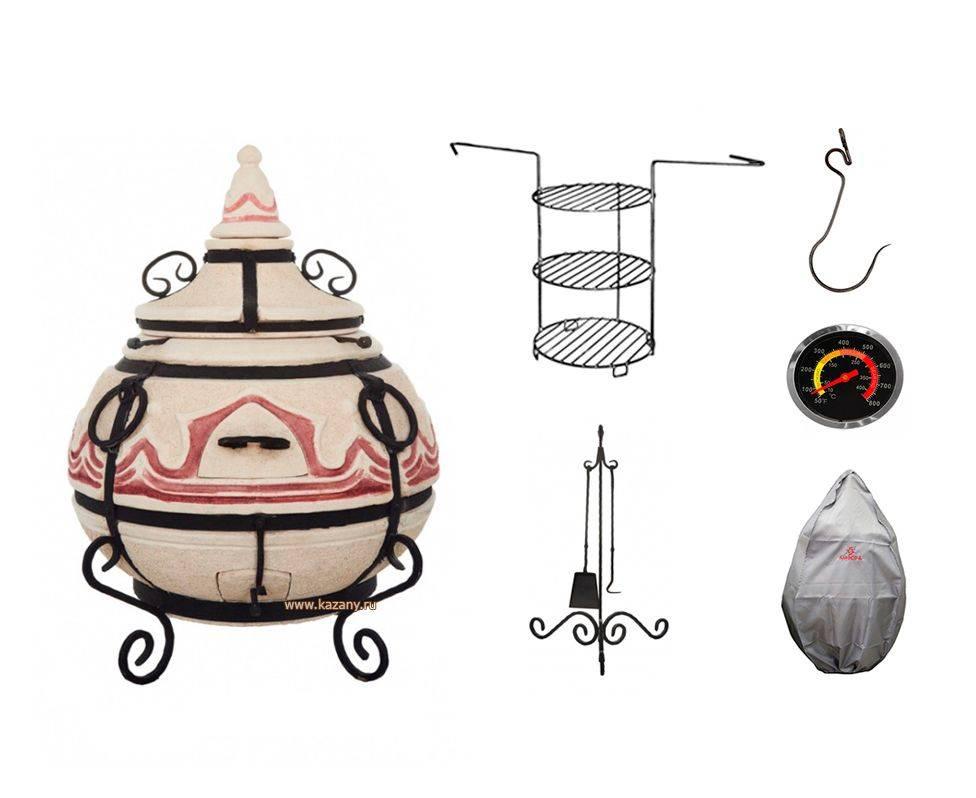 Переносной тандыр на колесах своими руками: чертежи, схема, пошаговая инструкция с фото