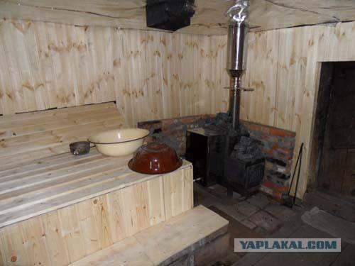 Ремонт старой бани