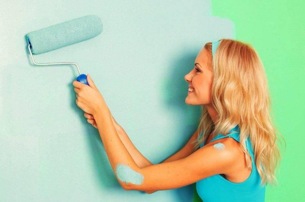 5 советов, как избежать ошибок при покраске стен — пошаговая технология малярных работ
