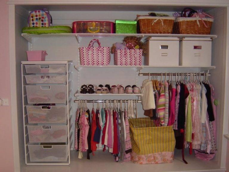 Хранение зимней одежды в маленькой квартире