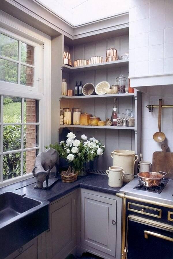 Дизайн угловой кухни (106 фото): готовые чертежи всех моделей кухонных гарнитуров с размерами, варианты проектов дизайна интерьера