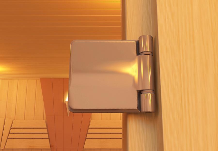 Стеклянная дверь для сауны: выбираем размеры, используем термостекло, установка своим руками