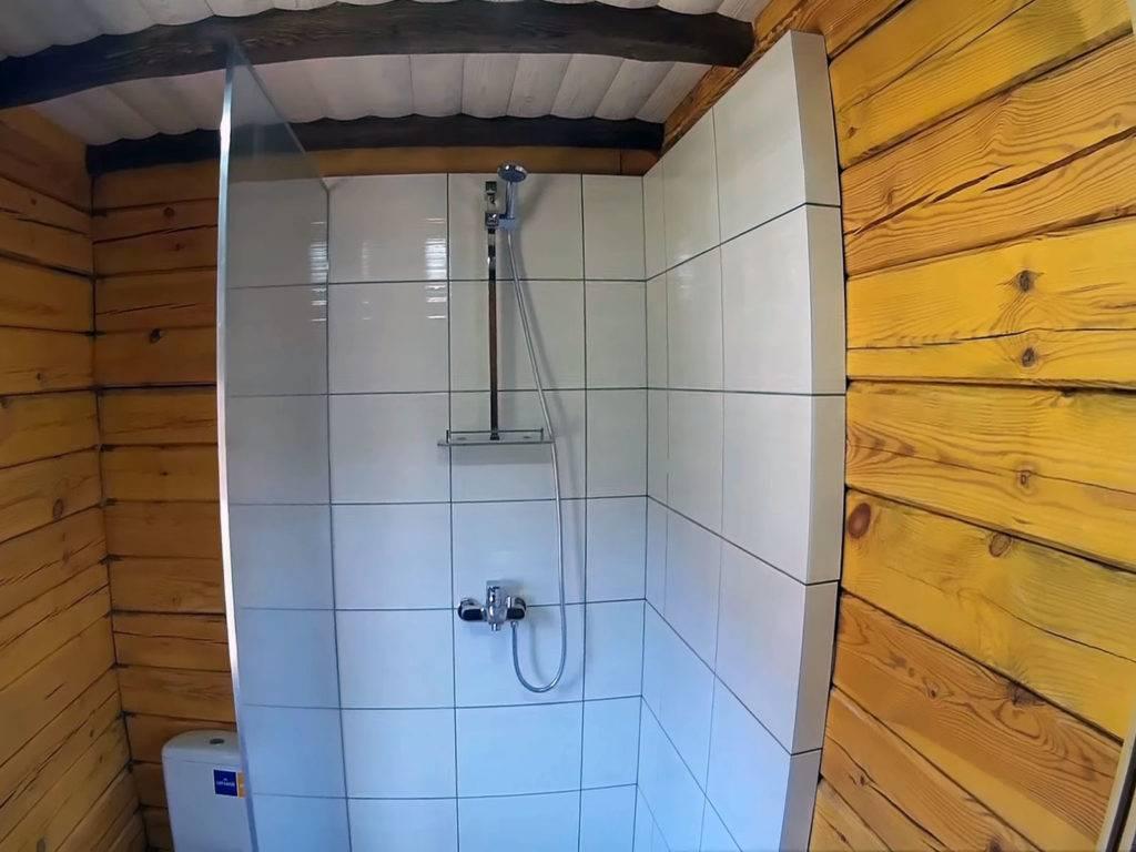Самодельный душ в парильне: лучшие народные варианты обустройства
