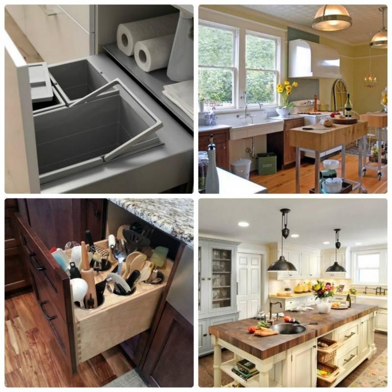 Дизайн маленькой кухни: 7 идей, 4 ошибки и 93 фото (реальные)