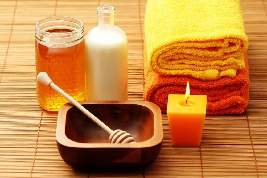 Как правильно использовать мёд в бане?